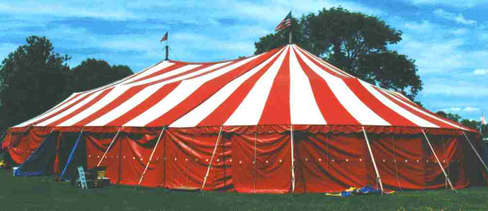Big Top Circus Kids Party Package