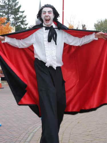 Halloween Stiltwalker